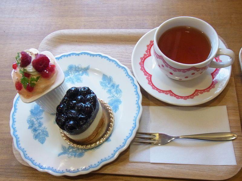 円山の人気ケーキ屋さん【Porte Rouge(ポルトルージュ)】に行ってきた!