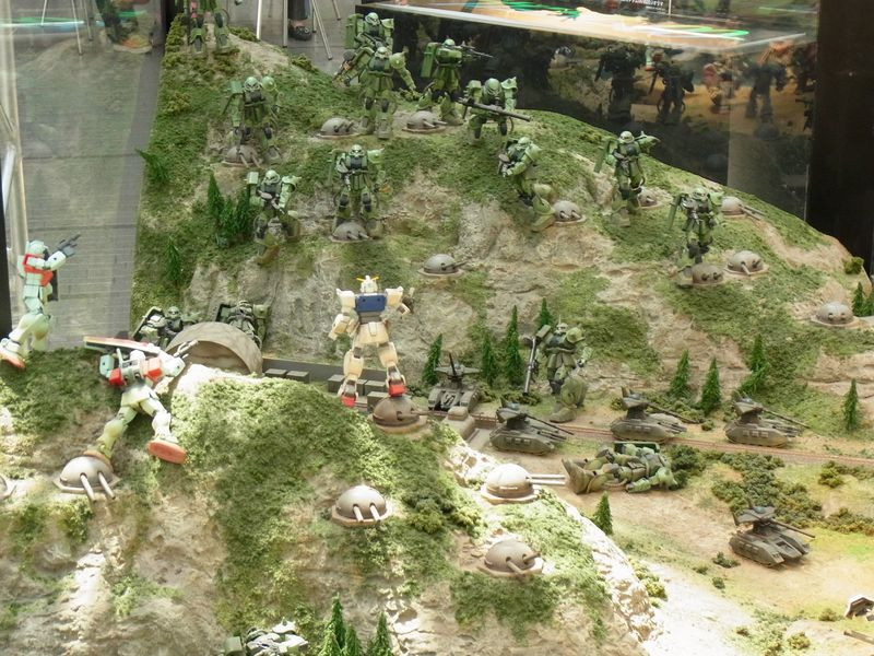 サッポロファクトリー『ガンダムワールド2012in札幌』写真まとめ1@