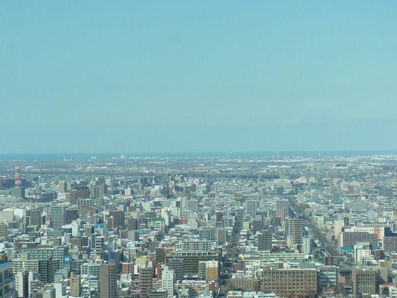 行ってよかった日本の展望スポット第4位!【札幌JRタワー展望台T38】に年間パスで登ろう!