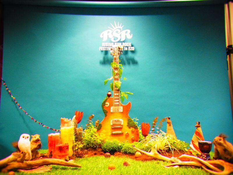 【RISING SUN ROCK FESTIVAL2012】チケット販売ブースに行ってきた!写真もあるよ!