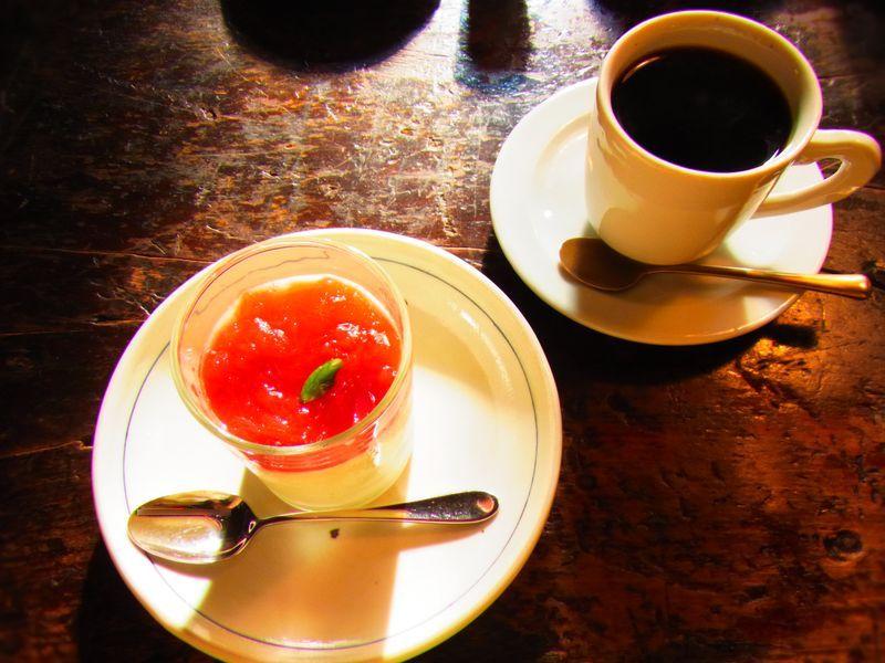 円山の超人気隠れ家カフェ『森彦』にやっと行ってきた!