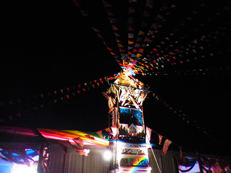 【ライジングサン2012】会場の様子写真まとめ@夜のRAINBOW~TAIRA-CREW周辺
