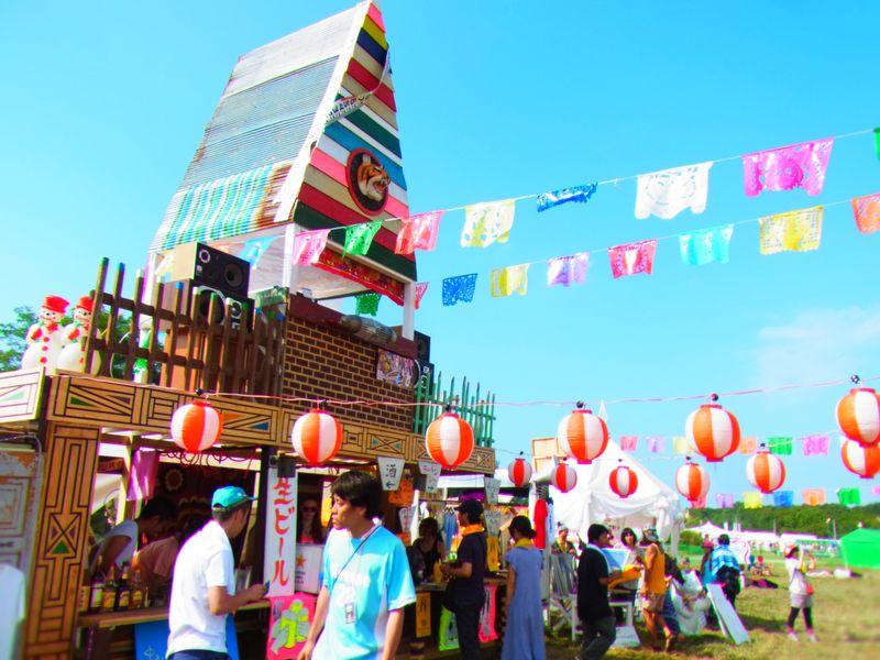 【ライジングサン2012】会場の様子写真まとめ@RED&RAINBOWエリア周辺