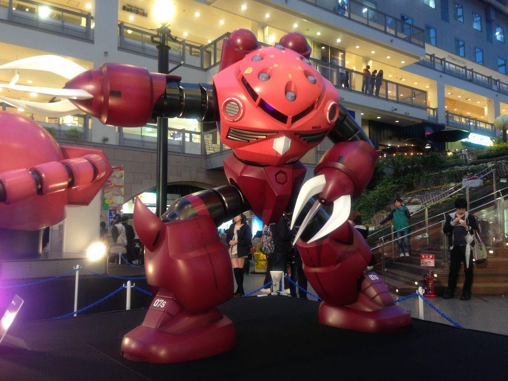 北海道『ガンダムワールド2013 in 札幌』今年は巨大ジオラマ祭り