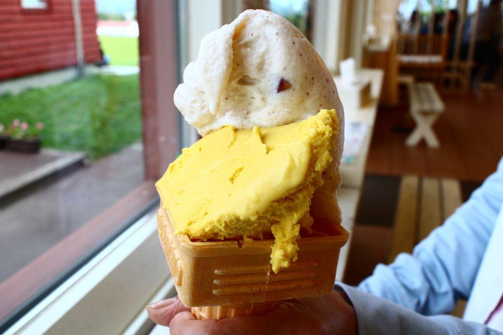 ニセコミルク工房のアイスクリームは牛の恵みが詰まったTHE北海道味なのでレポート!