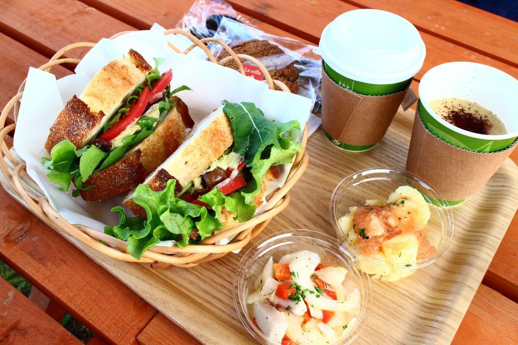 ニセコ『ルピシア』でオシャレなサンドイッチを買ってピクニックをしよう!