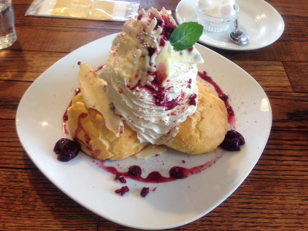 札幌で一番パンケーキの美味しい『カフェブルー』を紹介するよ!もちろんオシャレで素敵なカフェだ!