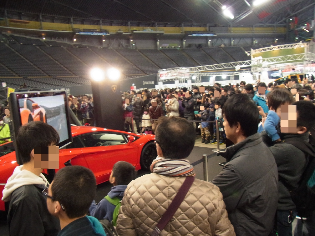 『札幌モーターショー2014』コンパニオンのお姉さんと車の画像と感想まとめ!