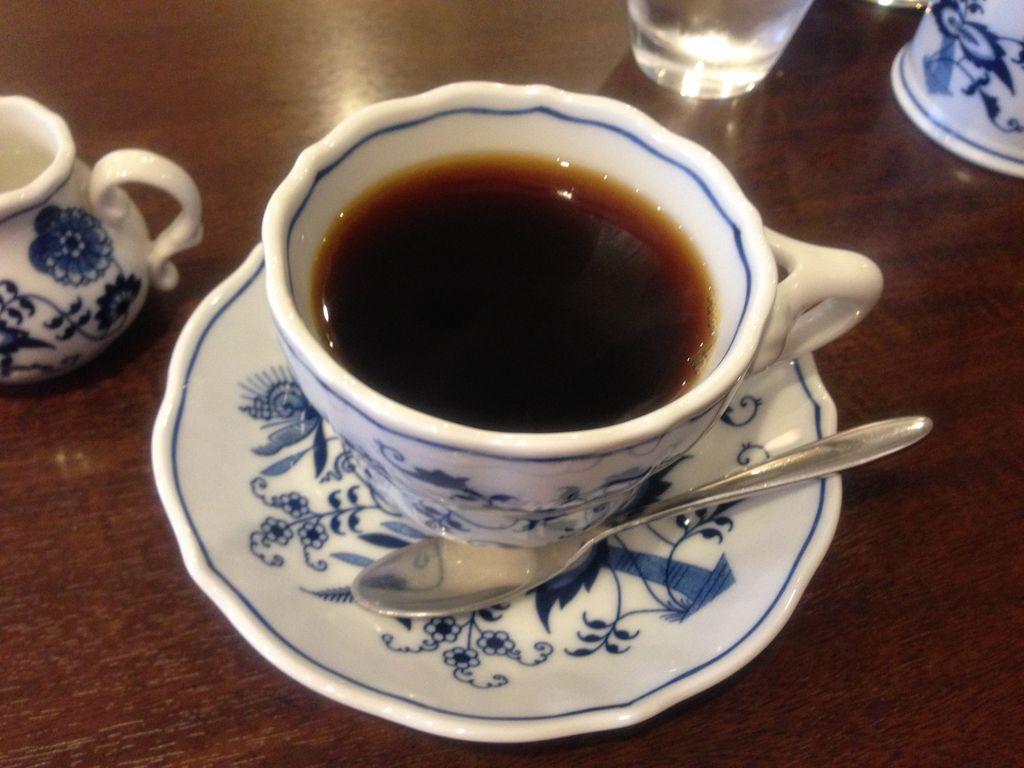コーヒー世界大会第3位の匠のお店『丸美珈琲店』で美味し~い珈琲を飲んできた!
