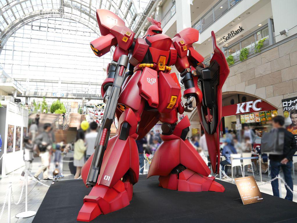 『ガンダムワールド2014in札幌』画像付き開場レポート!