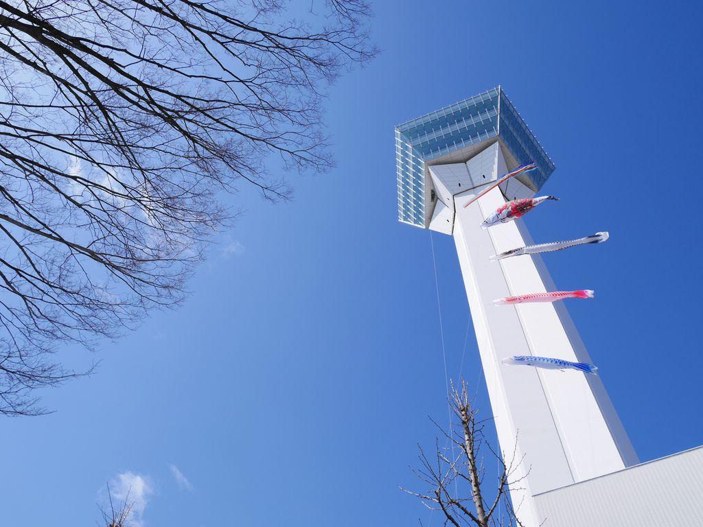 函館『五稜郭タワー』は登る価値アリ?ナシ?その答えを画像付きレポート!