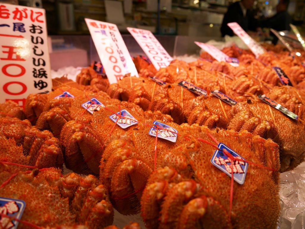 函館で海産物をガチ買いするなら函館朝市よりも『自由市場』が超オススメ!