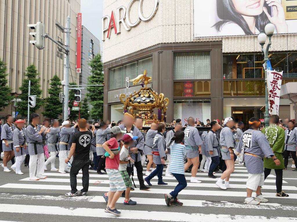 札幌大通『四番街まつり』2014の様子レポート!