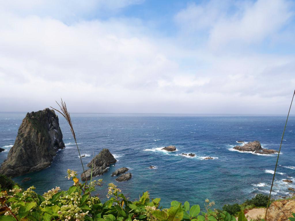 積丹ブルーの綺麗な海岸に降りれる『島武意海岸』がおすすめ!